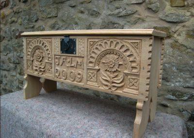 oak-plank-kist